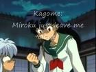 Miroku's not sorry