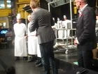 Winner announced @ Royal York's Chef Competion