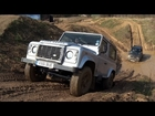 Suzuki Jimny vs Land Rover Defender
