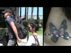 Vanessa Hudgen's HOT Butterfly