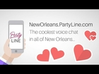 New Orleans Chatline - the #1 voice chat in all of New Orleans