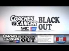 Linn County Coaches vs Cancer Blackout 2014