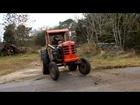 Traktöre Turbo Motor Takan Adam