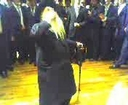 80 year old Rabbi gettin' down!!!