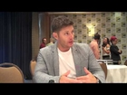 Jensen Ackles Chats CW's Supernatural With Press At Comic Con 2012