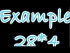 Mental Math-2 Digit by 1 Digit Multiplication