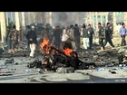 Afghanistan: Suicide Bombing Kills 12 In Kabul after anti-Islam film protest