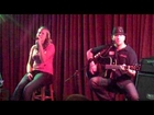 Adele Someone Like You, Brittin & Sheena Meany acoustic cover