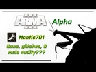 Arma 3 Alpha - Guns, glitches, and...male nudity???