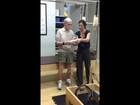 100 Years Old doing Pilates, Measuring BMI