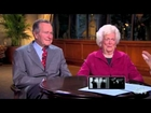 THE LATEST NEWS : 2010 : George HW Bush talks politics