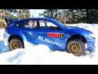 RC ADVENTURES - WORLD RALLY CHAMPIONSHIP RC - WRC SUBARU DRiVERS - Kyosho DRXve 4WD RC