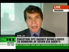 CIA BOMBING PAKISTAN ISI IN ON IT FOR CIA INTENSIFY WAR DECEPTIONS LIES FOR WAR CONTINUANCE !!!