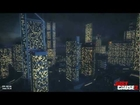 Crossfire 7850 - Just Cause 2 Concrete Jungle Benchmark - Default 1080p HD