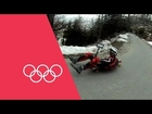 Shiva Keshavan - Himalayan Highway Luge Training | Athlete Profiles