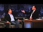 Charlie Sheen on Jimmy Kimmel Live PART 1