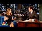 Tina Fey Reveals Emmy Nip Slip Photo on Late Night