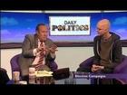 Jim Gilliam on BBC Daily Politics