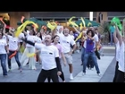 OFFICIAL VIDEO You Can't Pray Away The Gay Flash Mob - The Courage Campaign