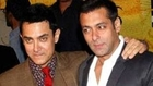 Aamir Khan Thanks Salman Khan | Plays Jai Ho Promos With Dhoom 3