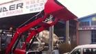 dizayn hidrolik traktör ön yukleyıcı kepçe 0533 689 48 25 0545 661 48 35