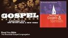 The Riverside Gospel Congregation - Read You Bible - Gospel