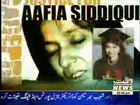 Home Minster Set-up a Task Force for Afia Siddiqui 17 July 2013