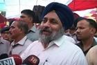 Sukhbir Badal on Gen KS Brar --  Sharomni Akali Dal Badal