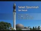 Salaat Djoummah part2 - Sourate Baqarah - Qari Yacoub