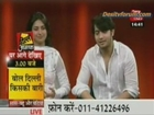 Sharad and Vidya Special Interview - 21st November 08 - pt2