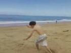 saut périeu arriere vrillé playa (X-TREM gen)