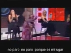 Zulma Lobato - No paro (videoclip subtitulado)