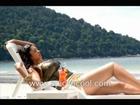 Namitha's bikini photoshoot