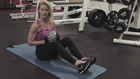 Side-to-Side Oblique with Medicine Ball - Women's Fitness