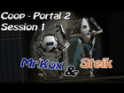 Steikachay & Kox - Portal 2 [Session 1]